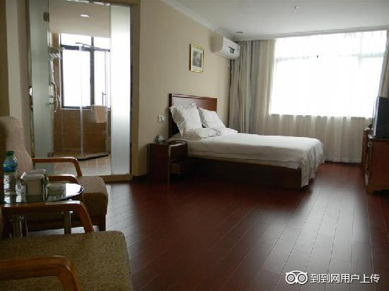 GreenTree Inn Nanchang Bayi Square Express Hotel: 客房
