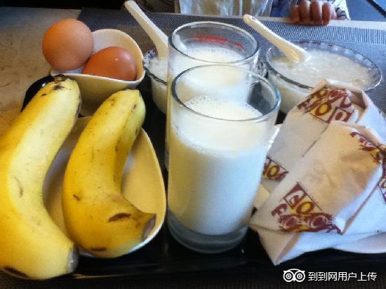 Orange Hotel-Hangzhou Moganshan Road: 10元看似不错,实际吃不饱。