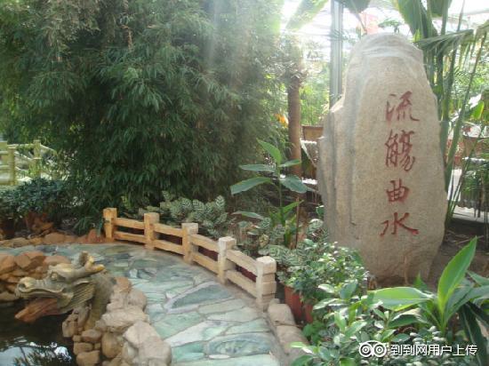 Sanya Ecology Park Hotel: 景观区