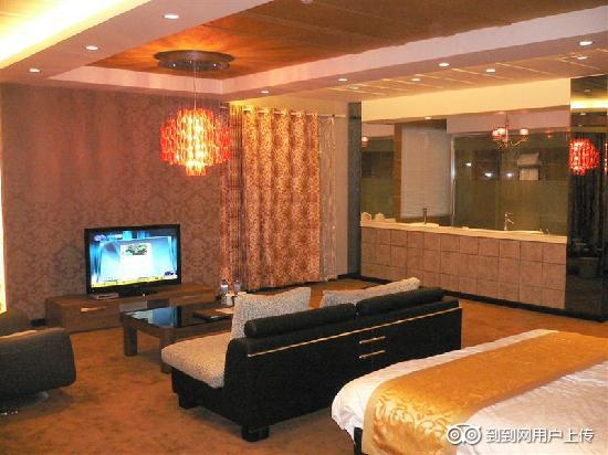 GreenTree Inn Jingmen Huji Jingxiang: 客房