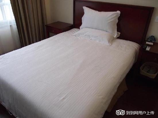 GreenTree Inn Wuxi Liangqing Road Wanda Square Express Hotel: 客房
