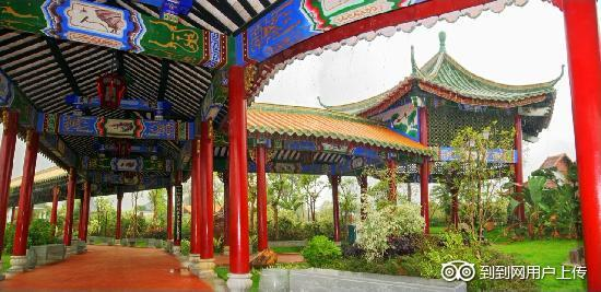 Sanshui Hot-spring Resort: 温泉长廊
