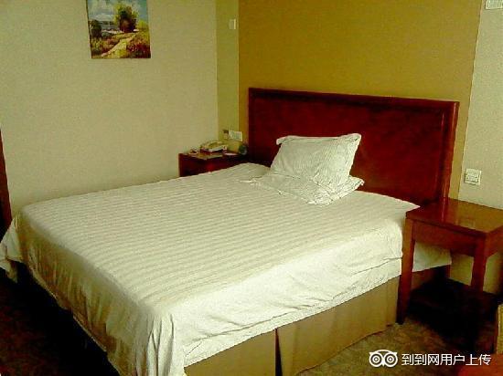 GreenTree Inn Wuxi Fazhan Mansion Business Hotel: 客房