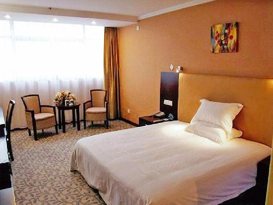 GreenTree Inn Lianyungang East Jiefang Road Business Hotel : 客房