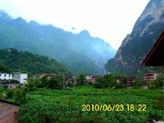 Jintang Kongyu Nature reserve: 金汤街