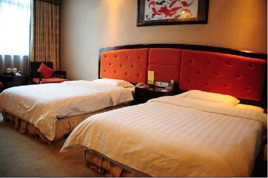 Vienna Hotel Changsha Furong Middle Road : 高级双人间