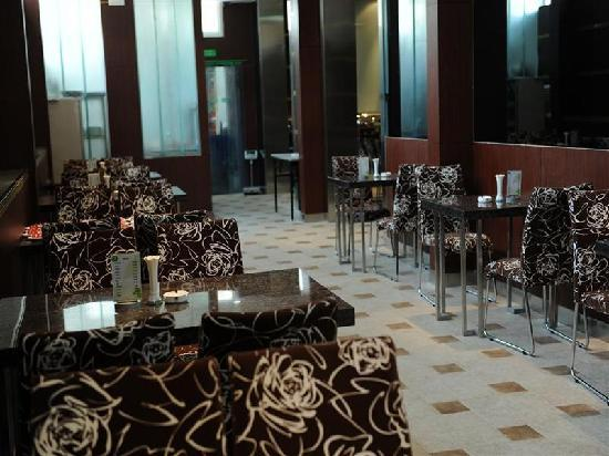 Kasen Hotel Xi'an Laodong Road: 餐厅