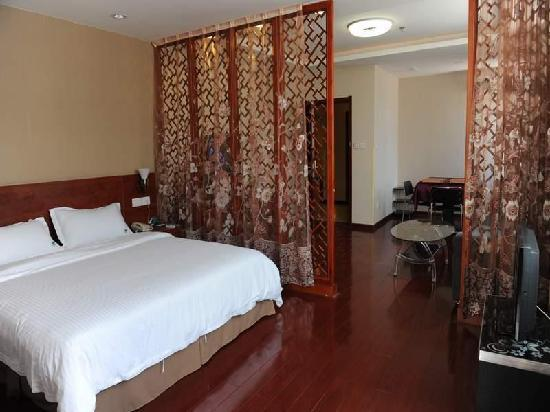 Kasen Hotel Xi'an Laodong Road: 客房