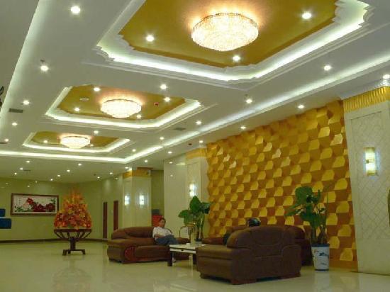 GreenTree Inn Luoyang West Zhongzhou Road Business Road)
