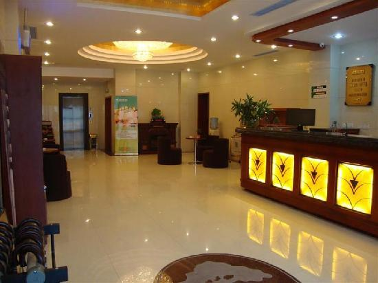 GreenTree Inn Heze Juye Middle Qingnian Road Express Hotel