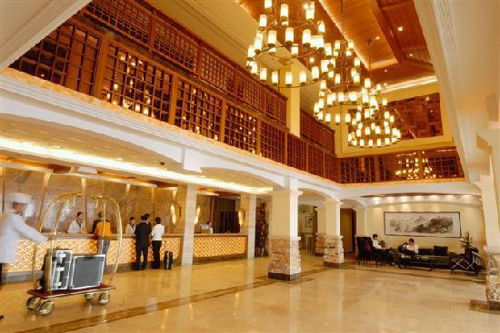 Xintao Resort: 大堂