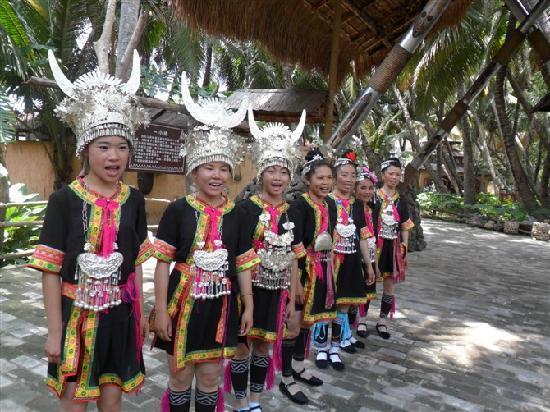 Sanya Li and Miao Village: C:\fakepath\psb
