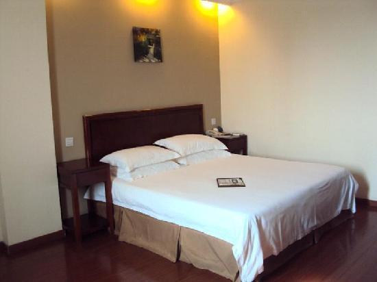 GreenTree Inn Yangzhou Yizheng East Zhenzhou Road Express Hotel: 客房