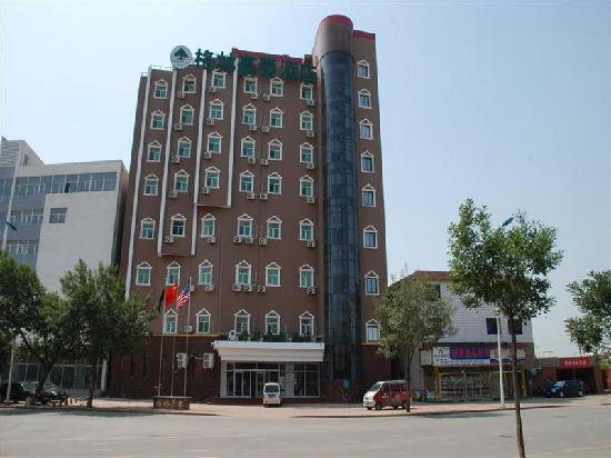 Yujiabao Hotel: 酒店外观