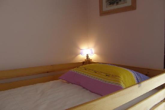 Pingyao Shangximen Hostel: 床头
