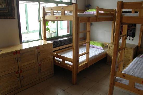 Pingyao Shangximen Hostel: 多人间