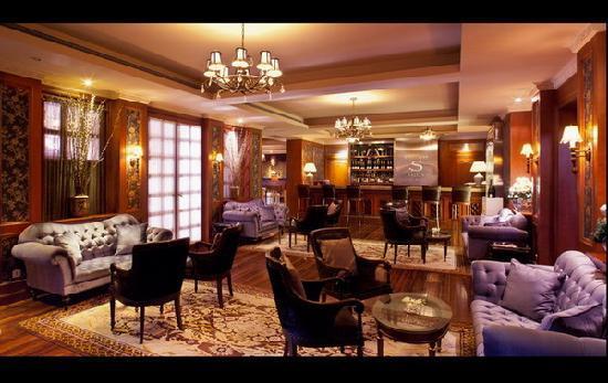 Le Sun Chine: 酒廊