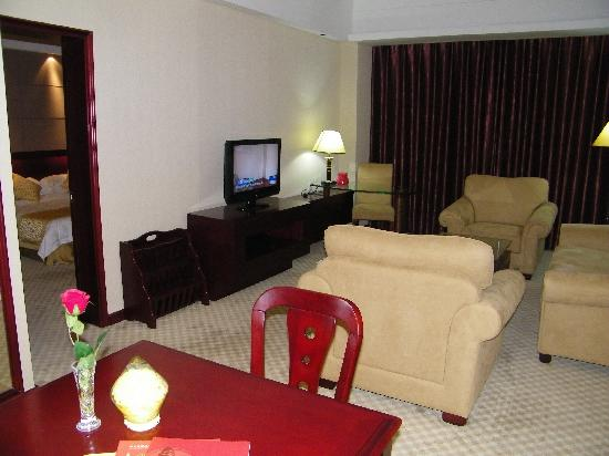 Dingzhou International Hotel: 商务套房