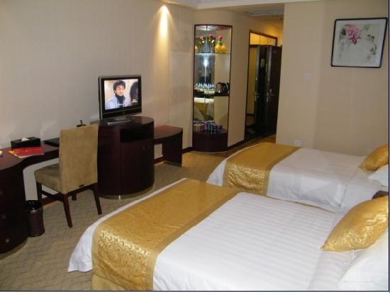 Dingzhou International Hotel: 豪华标准间