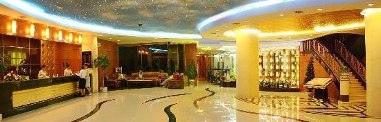 Fond 118 Hotel Jiujiang Changhong: 大厅
