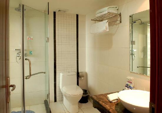Fond 118 Hotel Jiujiang Changhong: 卫生间