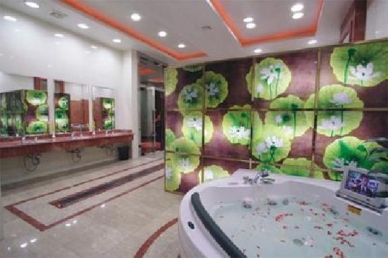 Yingkou Xianrendao Hotel : 桑拿浴