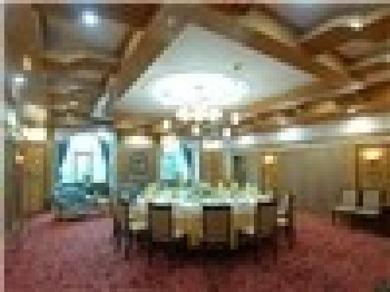 Anqing Yingbin Hotel: 御苑餐厅