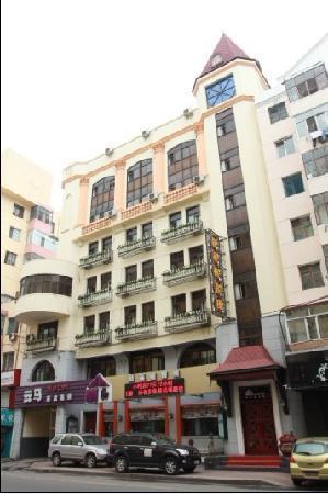 Bremen Inn Harbin Zhongyang Main Street