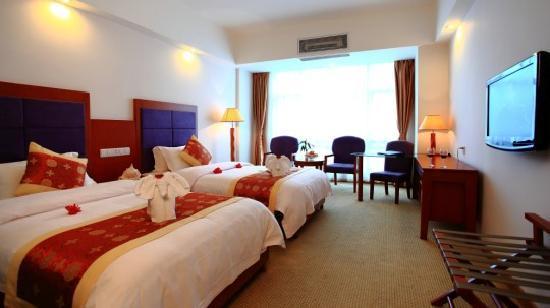 Huiyin Hotel: 商务双人房