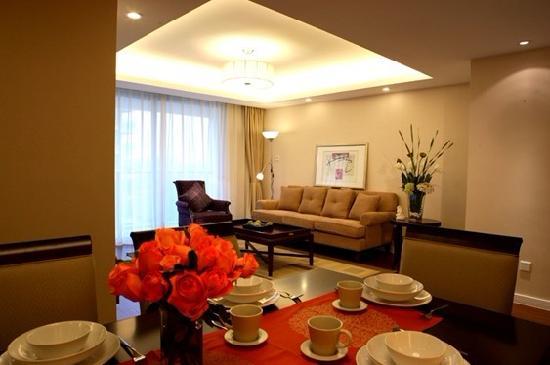 Regalia Serviced Residence: 三房套房