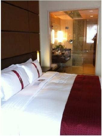 Holiday Inn Beijing Chang An West: 房间