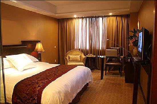 Dongjiao Minxiang Hotel: 酒店标准间客房