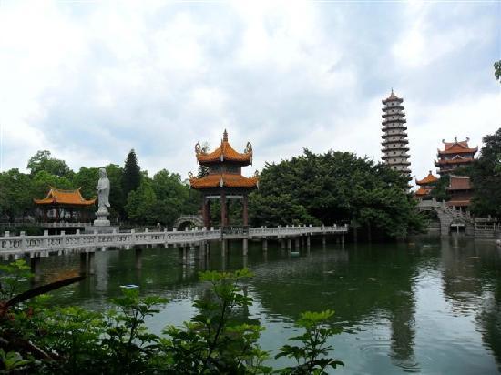 Xichan Temple : 福州西禅寺