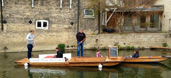 Cambridge Floating Wine Company