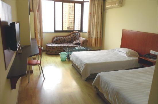 Shenxiang Hotel : 豪华双人房