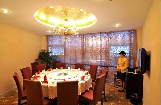 Benefit Hotel Jiujiang : 包厢