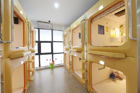 Shangjian Capsule Hostel Xi'an Railway Station: getlstd_property_photo