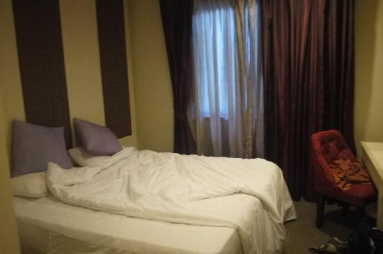 Aphrodite Inn Bangkok: 房间