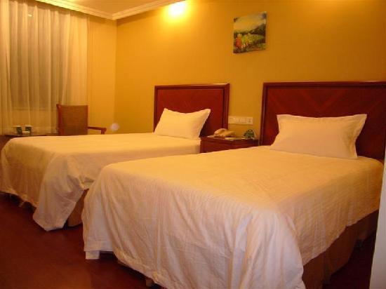 GreenTree Inn Yangzhou Shouxihu Wenchang Pavilion Express Hotel