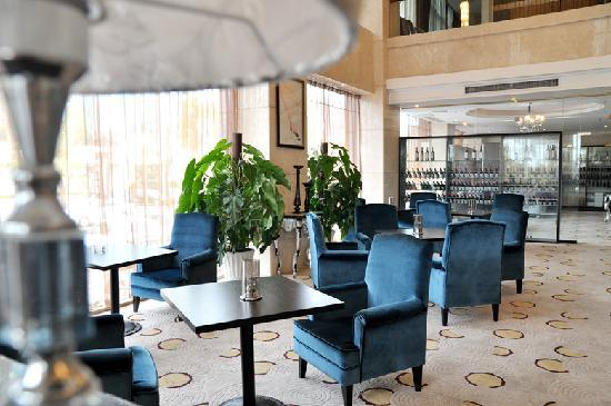 Zhenghong Hotel: 大堂吧