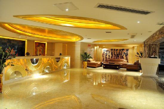 Zhenghong Hotel: 康乐大堂