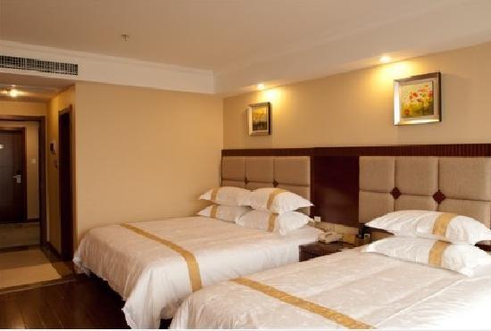 Haitang Business Hotel : 商务家庭房