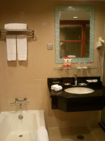 Tong Mao Hotel: 卫生间