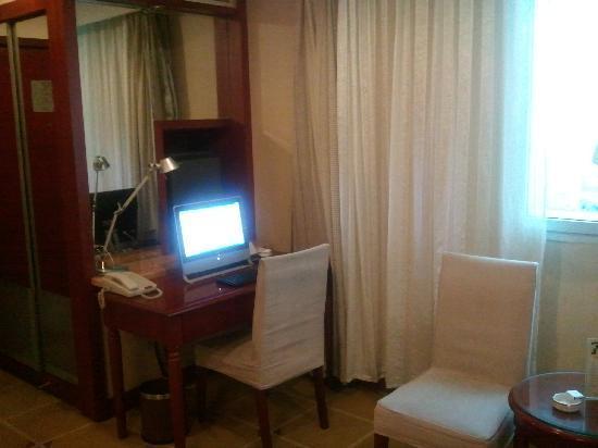 International Peace Hotel: 电脑
