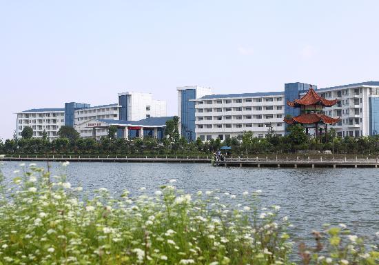 Qixi International Hotel: 酒店外景