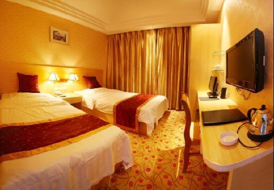 Xin Kai Yue Hotel : 客房