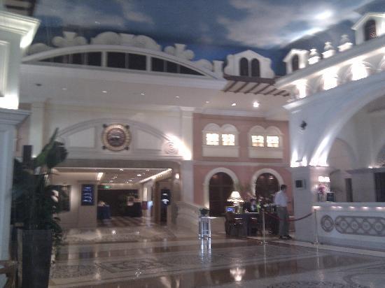The Venice Raytour Hotel Shenzhen: 酒店大厅
