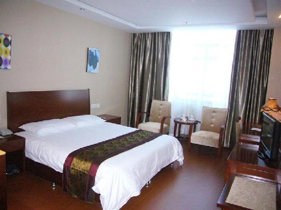 Huiquan Hotel Weifang Xinhua Road: 客房