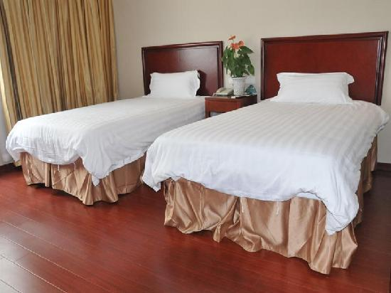 GreenTree Inn Xiamen University Business Hotel: 客房