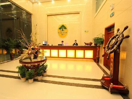GreenTree Inn Rugao Bus Station Business Hotel